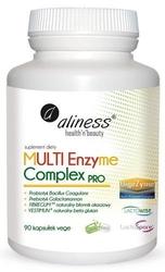 Aliness multi enzyme complex pro x 90 kapsułek vege