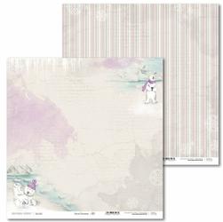 Papier zimowy Arctic Sweeties 30,5x30,5 cm - 01 - 01