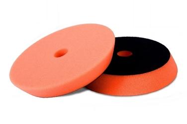 Super shine neocell orange hard cut da – bardzo twardy pad polerski, pomarańczowy 150130mm