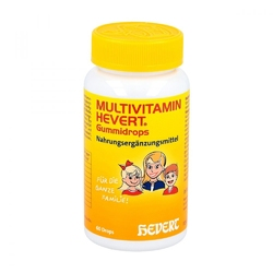 Multivitamin hevert dropsy z witaminami