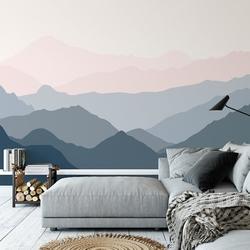 Tapeta na ścianę - wonderful view , rodzaj - tapeta flizelinowa laminowana