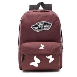 Plecak vans realm butterfly white - vn0a3ui6ali