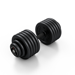 Hantla skr�cana na sta�e 60 kg - Marbo Sport - 60 kg