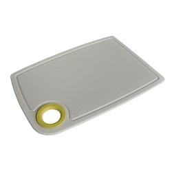 Deska do krojenia kuchenna antypoślizgowa practic biała 35 x 24 cm
