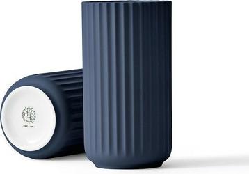 Wazon lyngby midnight blue 12 cm
