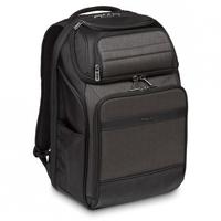 Targus citysmart 12.5- 15.6 professional laptop backpack - blackgrey