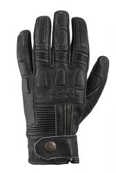 Ixs rękawice skórzane kelvin antique black