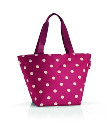 Torba shopper m ruby dots - ruby dots