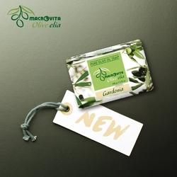Macrovita olive-elia mydło z czystej oliwy z oliwek gardenia 100g