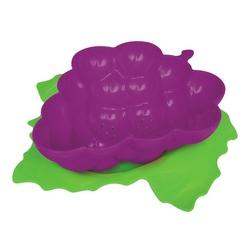 Durszlak winogrono z podstawką fioletowy zak designs