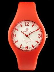 Zegarek damski PERFECT - LEILA - red zp689c