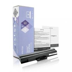 Mitsu bateria do sony bps13 czarna 4400 mah 49 wh 10.8 - 11.1 volt