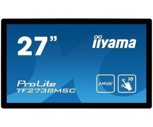 IIYAMA Monitor 27 TF2738MSC-B1 16:9 M-Touch DVI+HDMI+DP
