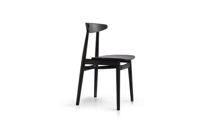 Nobonobo :: krzesło drewniane noah czarne