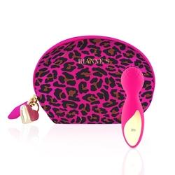 Masażer łechtaczki - rs essentials lovely leopard mini wand