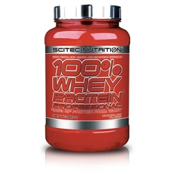Scitec 100 Whey Protein Professional 920 - Chocolate Cookies