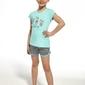 Cornette 24766 kids zebra piżama dziewczęca