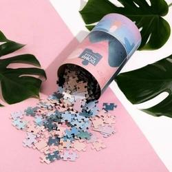 Puzzle hawaii water - wyjątkowe puzzle z niepowtarzalnymi ilustracjami, 500 elementów, odprężający prezent dla przyjaciela i przyjaciółki