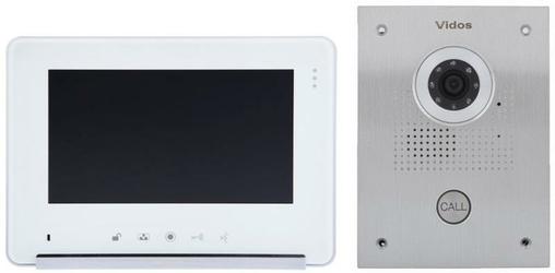 Wideodomofon VIDOS M690W S2S551 - Szybka dostawa lub możliwość odbioru w 39 miastach