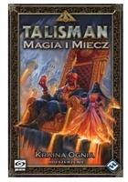 Galakta gra talisman magia i miecz dodatek kraina ognia