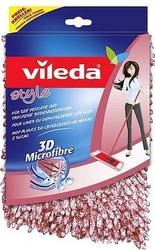 Vileda, chenille, mop płaski z mikrofibry, zapas