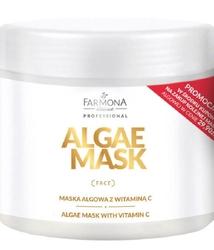 Maska algowa z witaminą c farmona professional 500 ml