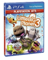 Sony gra ps4 littlebigplanet 3 hits