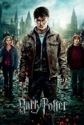 Harry Potter 7 Part 2 - plakat