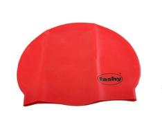 Fashy czepek silikon 3040 40 czerwony