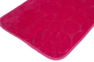 Dywanik łazienkowy 59 x 39 cm różowy