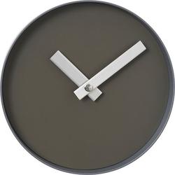 Zegar ścienny rim 20 cm tarmacsteel grey