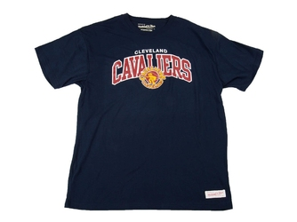 Koszulka mitchell  ness nba cleveland cavaliers team arch