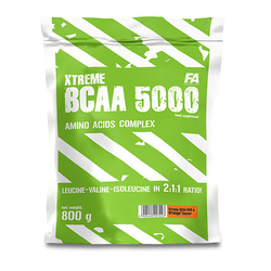 FITNESS AUTHORITY Xtreme BCAA 5000 - 800g - Cola