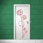 Kwiaty 987 naklejka