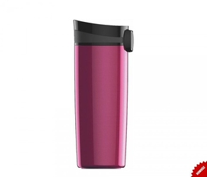 Kubek termiczny miracle mug berry 470 ml malinowy