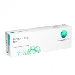 Biomedics 1 day extra toric, 30 szt.