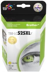 Tb print tusz do brother lc529539  tbb-lc525xly ye