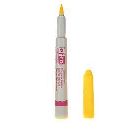Marker do ozdabiania tkanin Efco - żółty jasny - ŻÓŁJAS