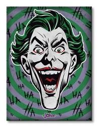 The joker hahaha - obraz na płótnie