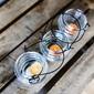 Fototapeta świeczki w słoiczkach fp 195