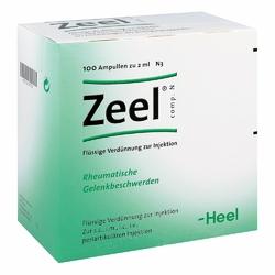 Zeel compositus N ampułki