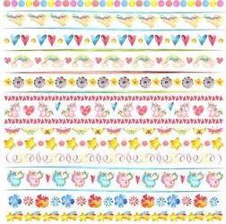 Ozdobny papier Kraina Słodkości 30,5x30,5 cm - 08 - 08