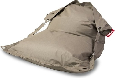 Puf buggle-up ogrodowy taupe