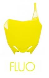 Acerbis plastron suzuki rmz 250  450 żółty fluo
