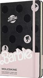 Notes Moleskine Barbie L edycja limitowana Dots