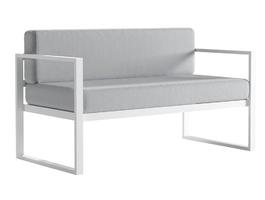 Tapicerowana sofa do ogrodu monaco
