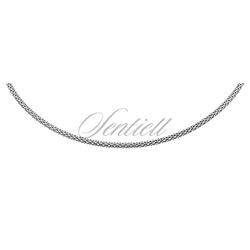 Łańcuszek srebrny 925