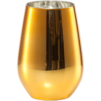 Szklanki metalizowane na złoto Vina Shine Schott Zwiesel 6 sztuk SH-8796-42G-6