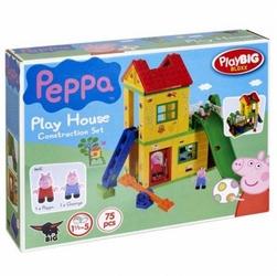 Big klocki plac zabaw świnka peppa 75 elem. reklama tv