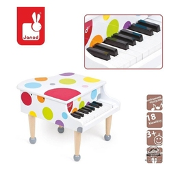 Fortepian confetti 18 klawiszy